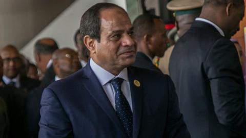 Trump says Egypt has a 'great president'. Here are Sisi's greatest hits
