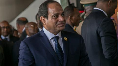 Egypt's Sisi secures extended mandate in referendum many see as a 'sham'