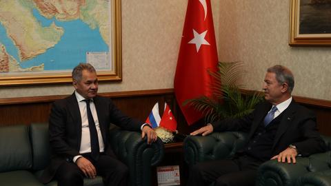 Turkey, Russia agree on 'decisive measures' in Syria's Idlib