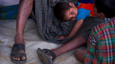 UN condemns human rights abuses against Myanmar's Rohingya