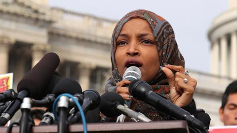Ilhan Omar hits back at Fox News anchor after anti-immigrant segment