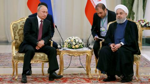 Russia, Iran and the widening trust deficit in Syria
