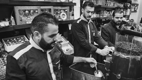 How Syrian baristas diversified the Turkish coffee market