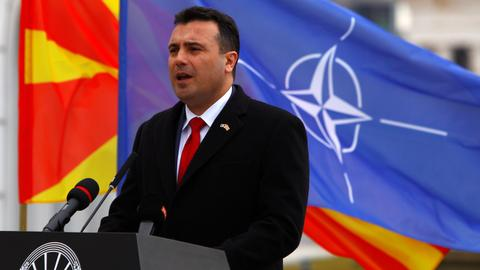 Macedonia is officially renamed North Macedonia