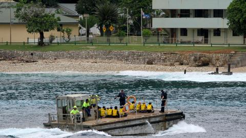 Australia to reopen controversial offshore detention centre