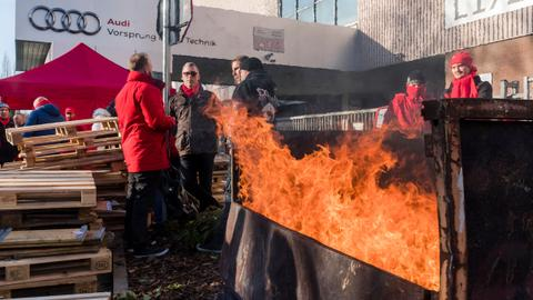 National strike cripples Belgium