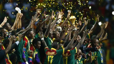 Cameroon defeats Egypt for African football crown