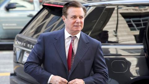 Former Trump aide Manafort sentenced to over seven years in prison