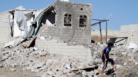 US lawmakers vote to end participation in Yemen's war