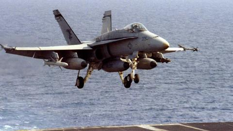 US targets Al Qaeda in Libya air strike