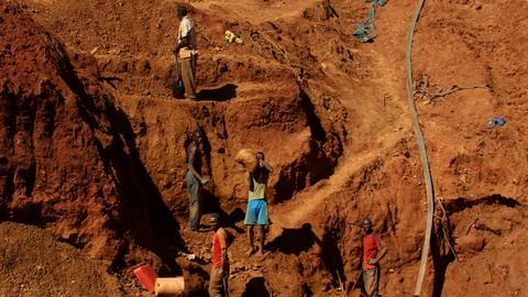 At least 23 miners working illegally feared dead in Zimbabwe mine flood