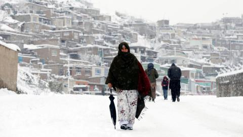 Avalanches kill over 100 people in Afghanistan
