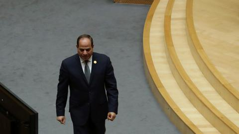 Egypt's Sisi could be in power at least 15 more years
