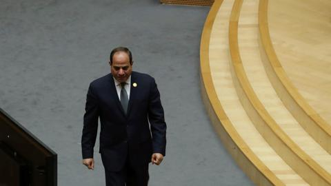 British Chambers calls for Sisi's arrest