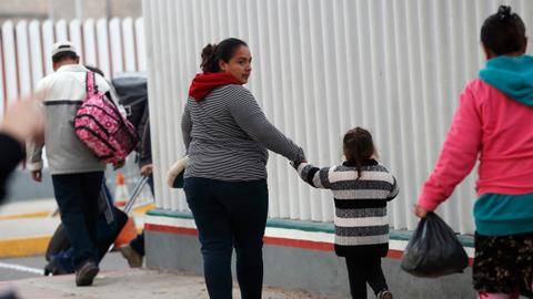 Trump administration sued over shift in asylum policy