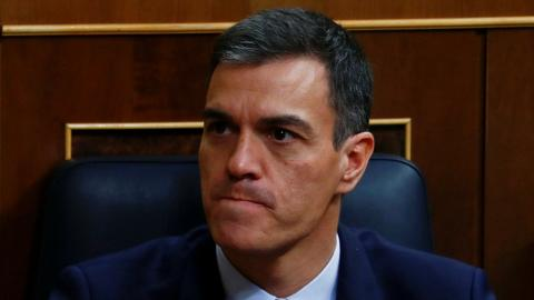 Spanish PM calls early elections for April 28