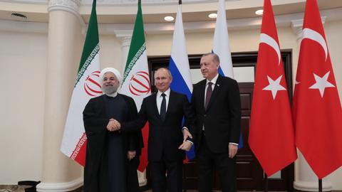 The Sochi meeting on Syria ended with a united stand against separatists