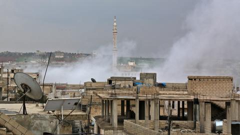 Regime shelling kills 10 civilians in Syria's Idlib – White Helmets