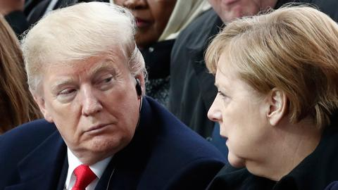 Trump's Daesh repatriation demand very hard to fulfil - Germany