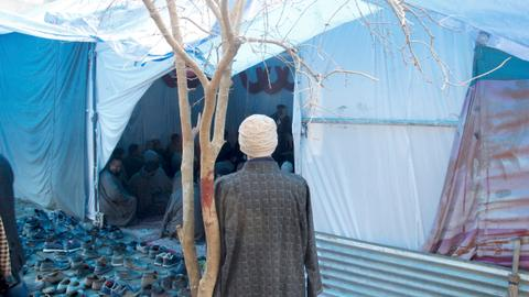 Silence and apprehension hang heavy in Kashmiri suicide bomber's village