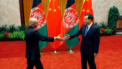 Slowly but surely, China is moving into Afghanistan