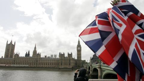 The UK is the only country in Europe losing inbound tourism