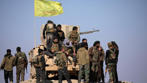 Damascus or Washington — which side will the YPG choose?