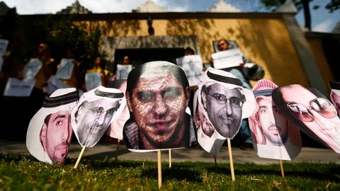 Jailed human rights activists start hunger strike in Saudi Arabia