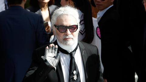 Fashion icon Karl Lagerfeld dies, aged 85