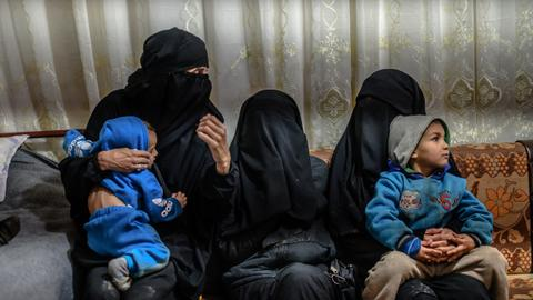 Should Europe uphold the right to return — even for Daesh families?