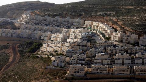 UN chief says Israeli settlement bill violates international law