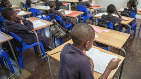 Private school programme helps migrant students in South Africa