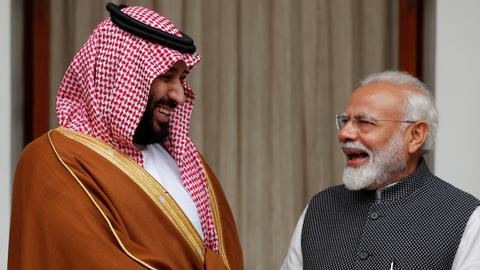 Saudi prince sees $100B worth of investment opportunities in India