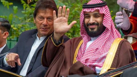Has Imran Khan charmed the Saudis into a more balanced relationship?