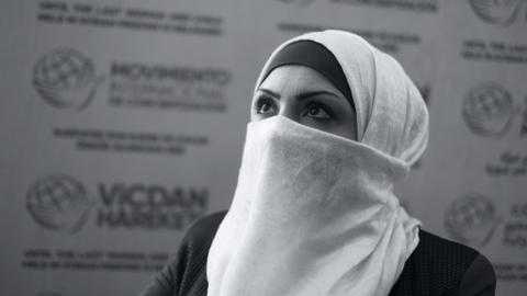 'Get them out': Former Syrian prisoner demands release of women left behind