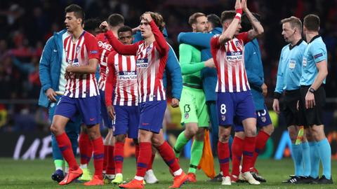 UCL last 16: Atletico grab late win against Juventus, Man City beat Schalke