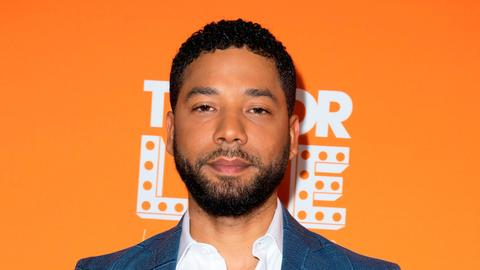 'Empire' actor released on bail after staging fake attack