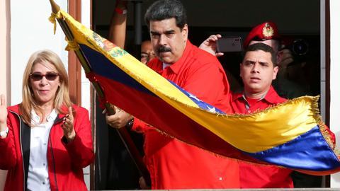 Maduro shuts border with Brazil – Venezuela crisis