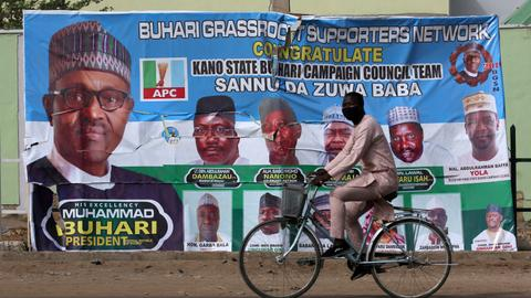 Nigeria election – by the numbers