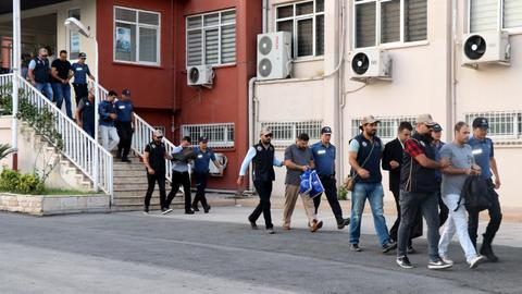 Turkey issues arrest warrants for over 200 suspected FETO-linked soldiers