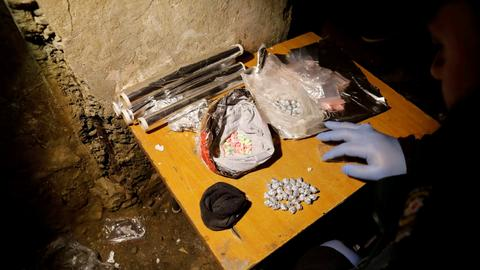 Over 70 kg of heroin seized in eastern Turkey