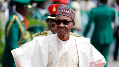 Muhammadu Buhari: Nigeria's strongman