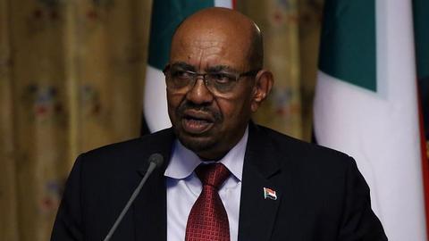 Sudan's Bashir not to seek new term as president - intel chief