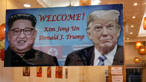 Vietnam announces visit by N Korean leader Kim, ahead of summit with Trump