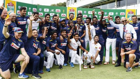 Cricket: Sri Lanka clinch historic 2-0 series win in South Africa