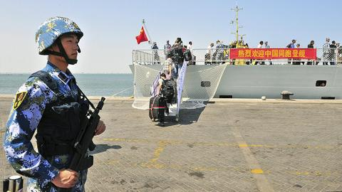 Could China re-shape politics in the Eastern Mediterranean?