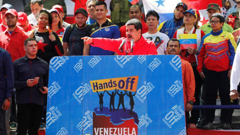 Caracas severs ties with Colombia – Venezuela crisis