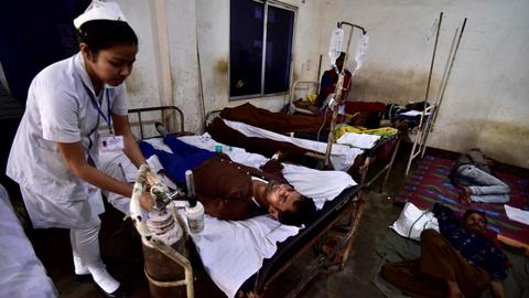 Toxic liquor death toll in India rises to 133