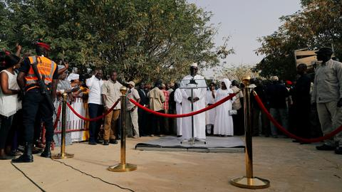 Senegal's Sall wins re-election in first round: PM
