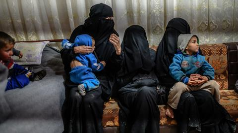 Daesh wives now want to return home